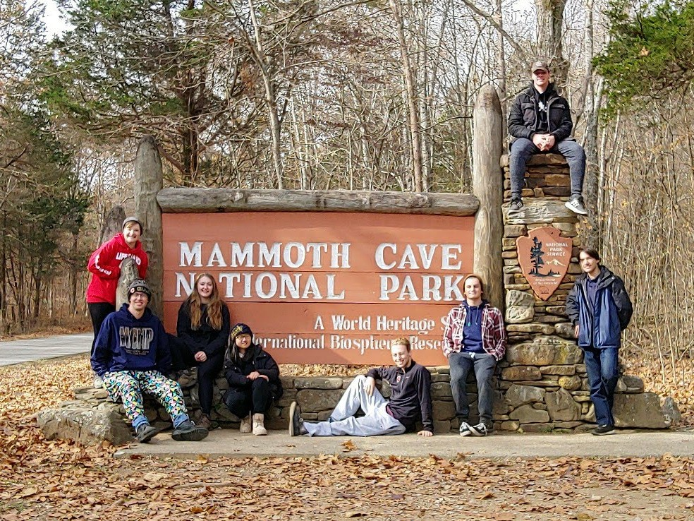 Field Trip to Mammoth Cave